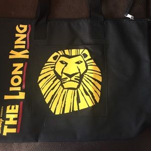 Disney Presents The Lion King tote bag